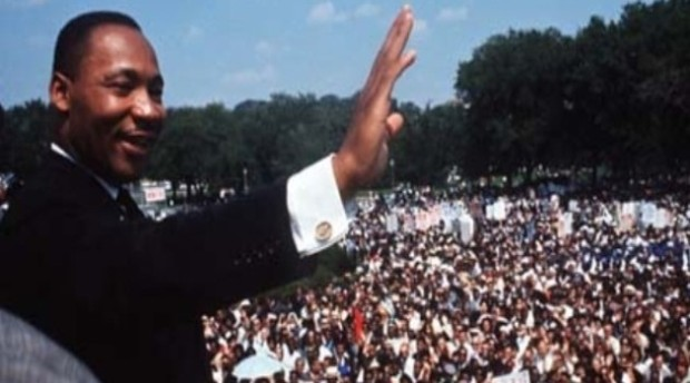 Martin Luther King, march on Washington