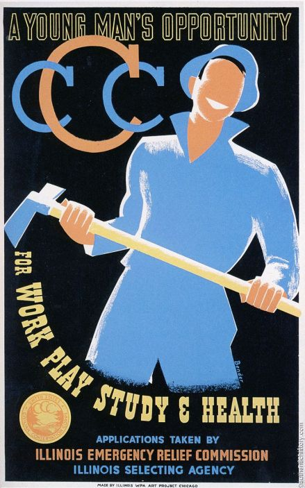 CCC_Poster-Albert_M_Bender