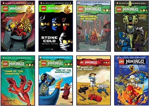 Ninjago-LEGO-Books-by-Papercutz