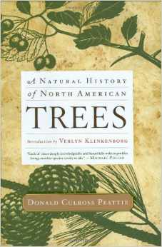 Donald Culross Peattie writes beautifully about the natural world. If you like trees, add this book to your collection.